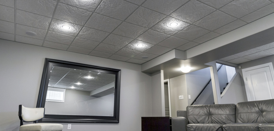 Suspended Ceilings: Simple and Stylish