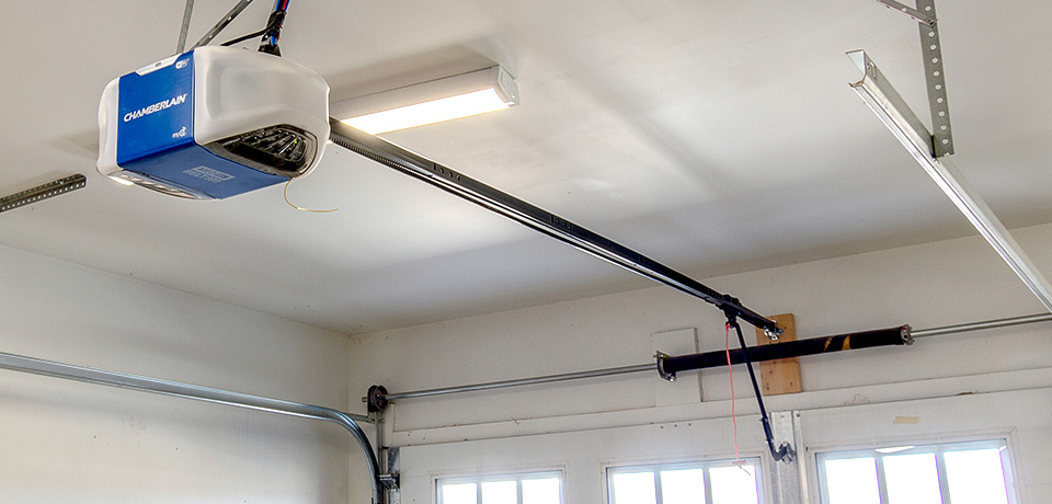 Diy Garage Door Opener Replacement